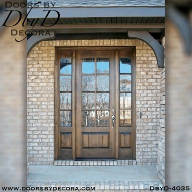 craftsman eight lite tdl door