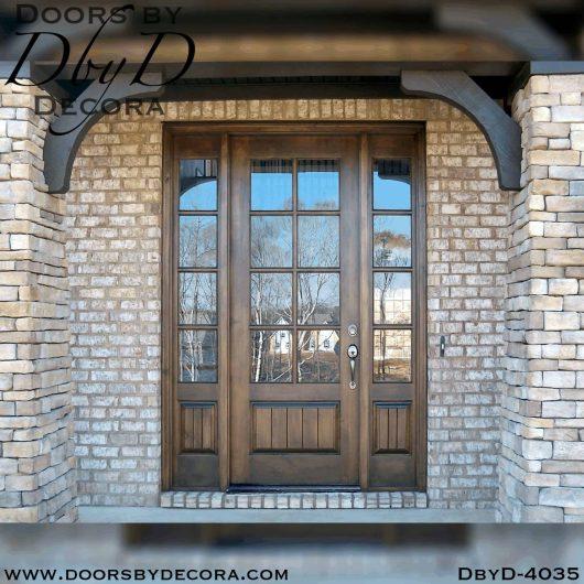 craftsman eight lite tdl door