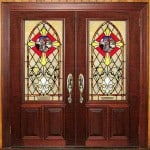 dbyd7015 lb - estate grand entrance - Doors by Decora