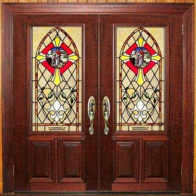 dbyd7015 lb - Church Doors - Doors by Decora