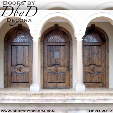 french country speakeasy door