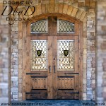 french country rustic doors