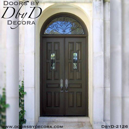 french country custom panel door