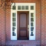estate solid front door unit