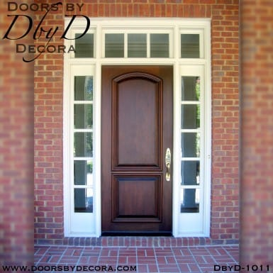 estate solid front door unit