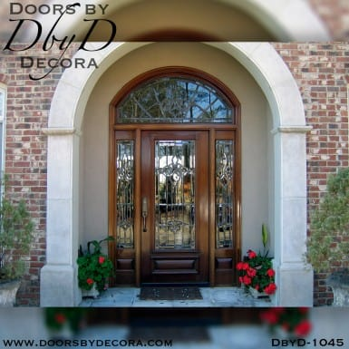 estate exterior door unit