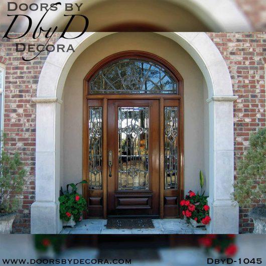 estate exterior door unit