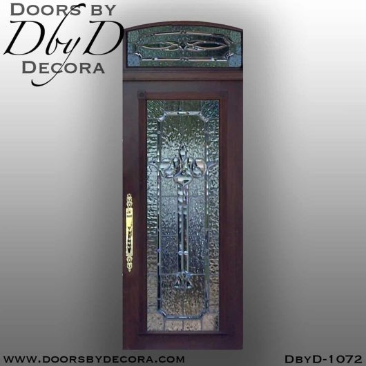 estate door and transom