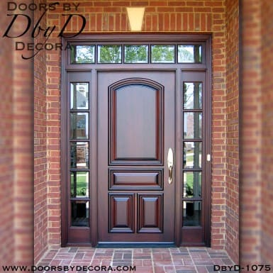 estate solid door unit