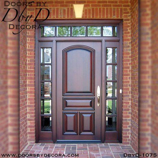 estate solid door unit