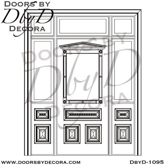estate victorian front door