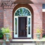 estate solid wood door