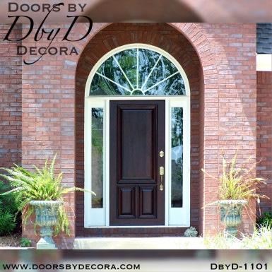 estate solid wood door