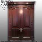 estate solid wood doors