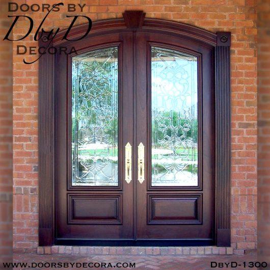 estate double doors