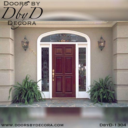 estate solid wood entry