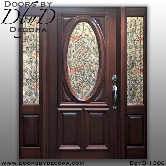 estate oval custom door