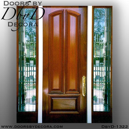estate door and sidelites