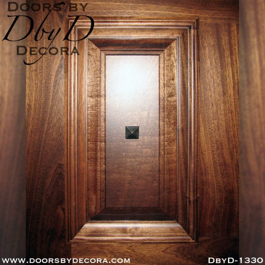 dbyd1330a - estate six panel wooden door - Doors by Decora