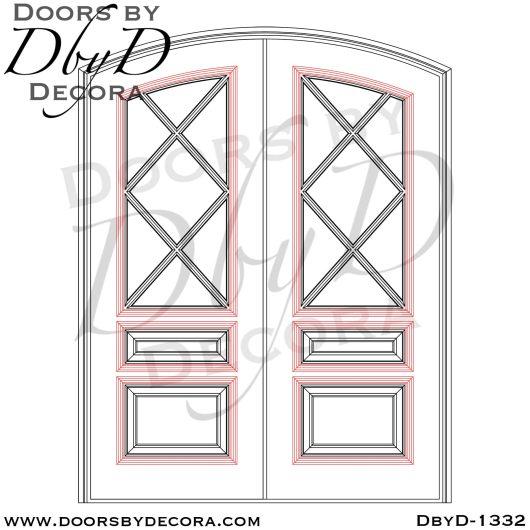 estate tdl segment top doors