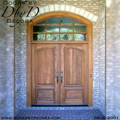 french country solid doors