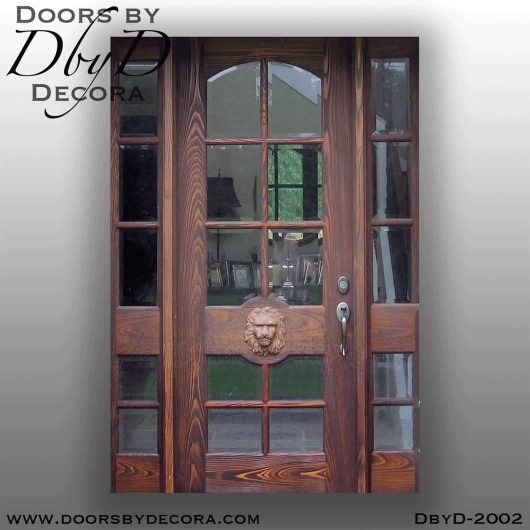 french country tdl door