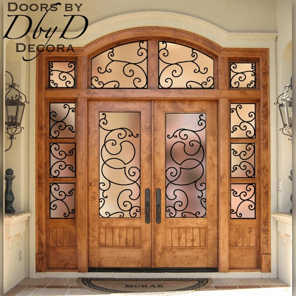 French Provincial Doors