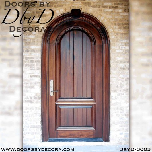 old world style elegant door
