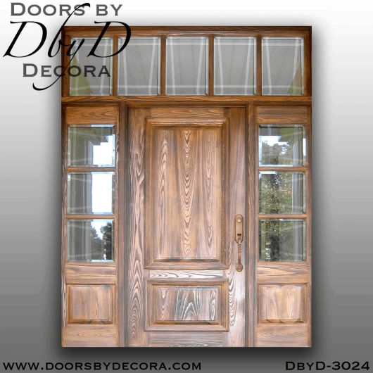 old world TDL door