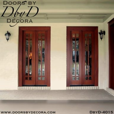 craftsman double doors
