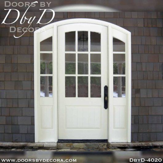 craftsman segment top door unit