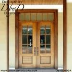 craftsman true divided lite front door