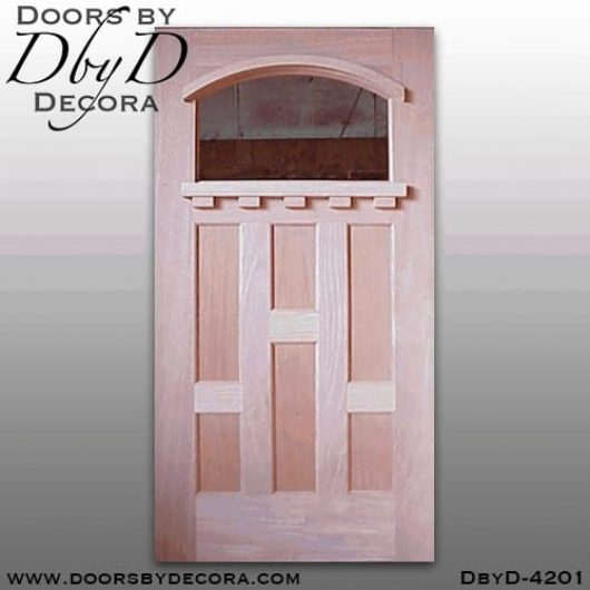 craftsman unfinished door