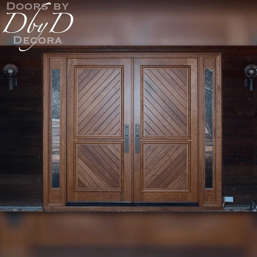 Mid Century Modern Doors