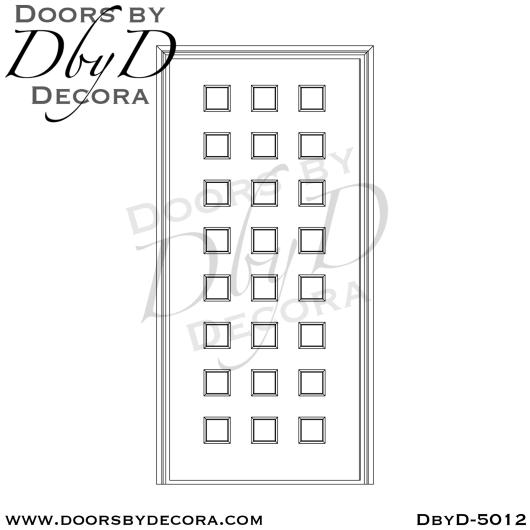 contemporary 24 lite door