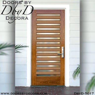 contemporary 14 lite door