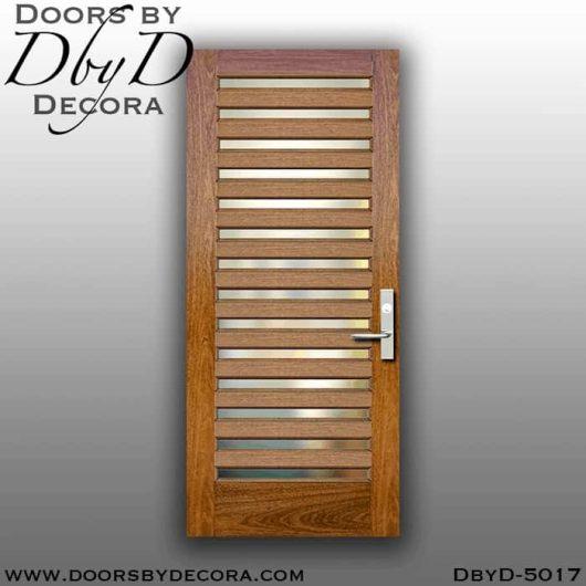 contemporary 14 lite door