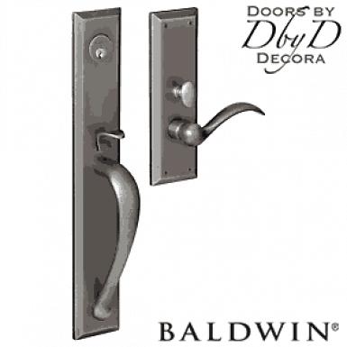 Baldwin cody full handleset.