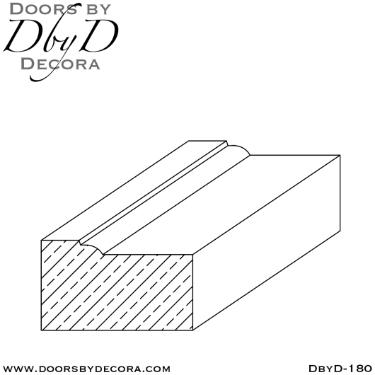 dbyd-180 brick mold