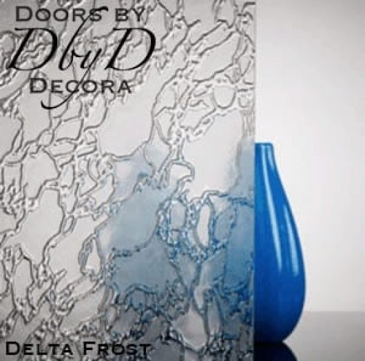 Delta frost glass by AIG.