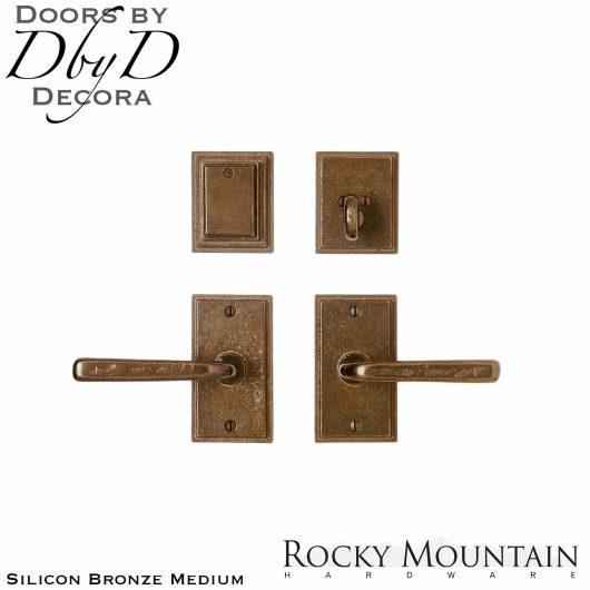 Rocky Mountain silicon bronze medium e304/e304 stepped entry set.