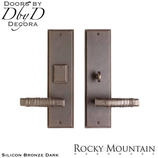 Rocky Mountain silicon bronze dark e362/e363 stepped entry set.