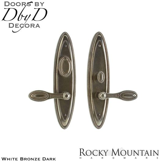 Rocky Mountain white bronze dark e581/e582 maddox entry set.