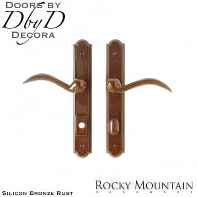 Rocky Mountain e/745/e747 arched multi-point entry set.