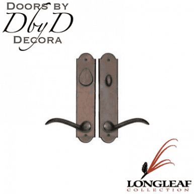 Longleaf 745-03c entry set.