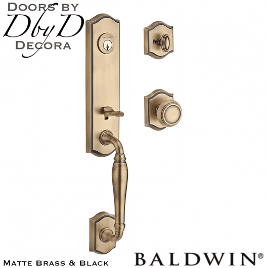 Baldwin reserve new hampshire handleset.