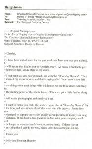 Hughey customer testimonial.
