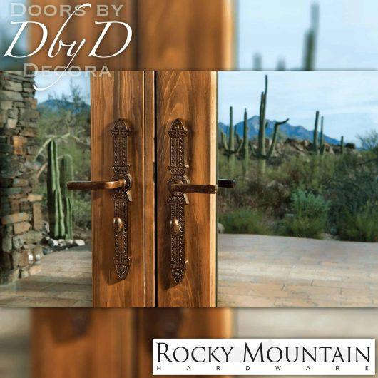 Rocky Mountain briggs multi-point entry set.