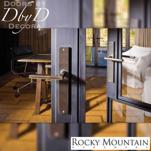 Rocky Mountain Metro multi-point entry set.