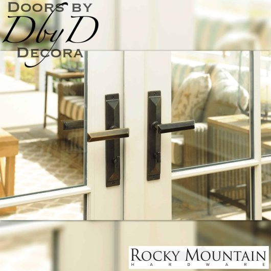 Rocky Mountain mack multi-point entry set.